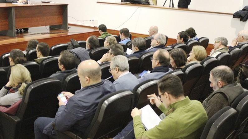Nueva sesión del Seminario de Estudios Laicales