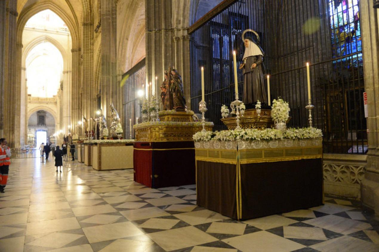 Misa y procesión del Corpus Christi 2016