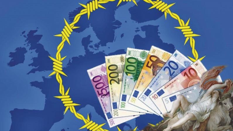 Europa raptada