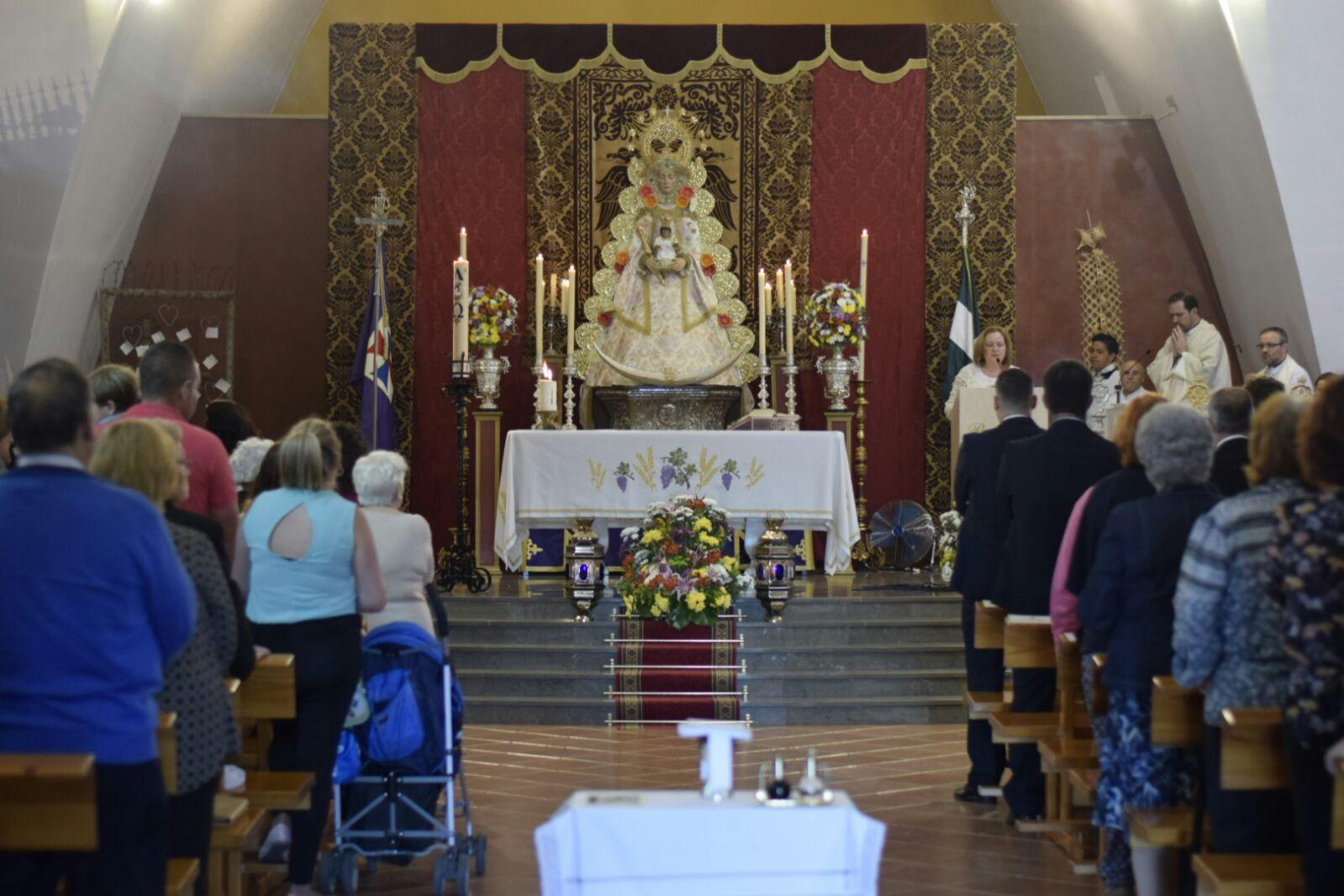 La Parroquia de Nuestra Señora del Rocío de Dos Hermanas comienza ...