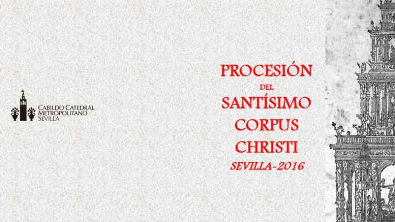 Procesión del Corpus Christi 2016 en Sevilla
