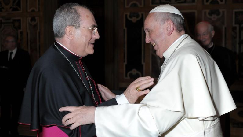 """La Archidiócesis de Sevilla expresa su """"comunión más profunda y cercanía filial"""" con el Papa"""