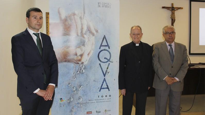 Presentación de 'Las Edades del Hombre' en Sevilla