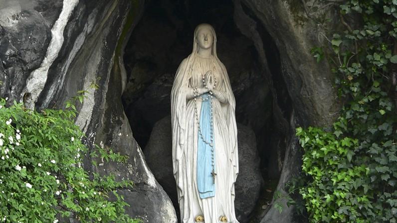 Peregrinación estival al Santuario de Lourdes