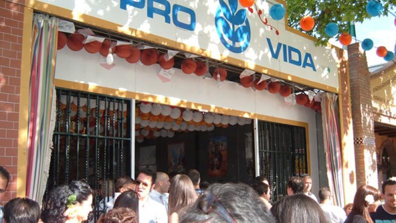 La Caseta Provida busca voluntarios