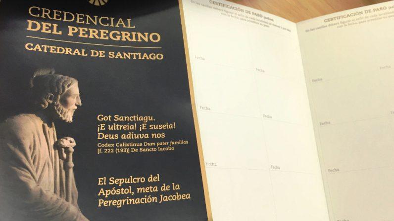 La Delegación de Peregrinaciones crea un punto de información sobre el Camino de Santiago