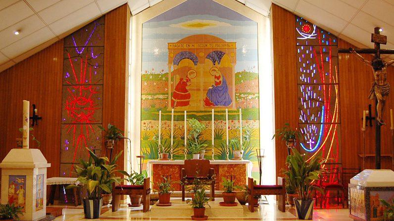 Visitas Pastorales a la Parroquia de la Blanca Paloma y a la Parroquia de la Candelaria