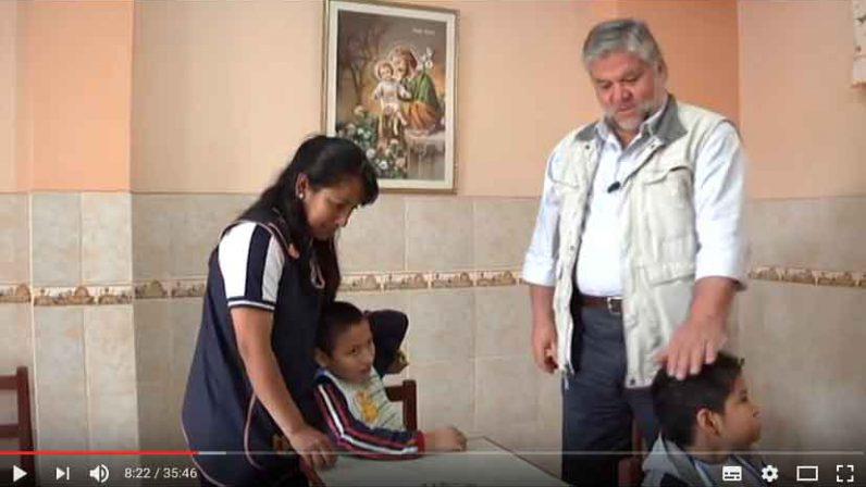Juan Fdez. Salvador en 'Misioneros por el mundo'