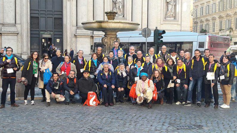 Presencia sevillana en Roma por el encuentro de personas sin hogar con el Papa
