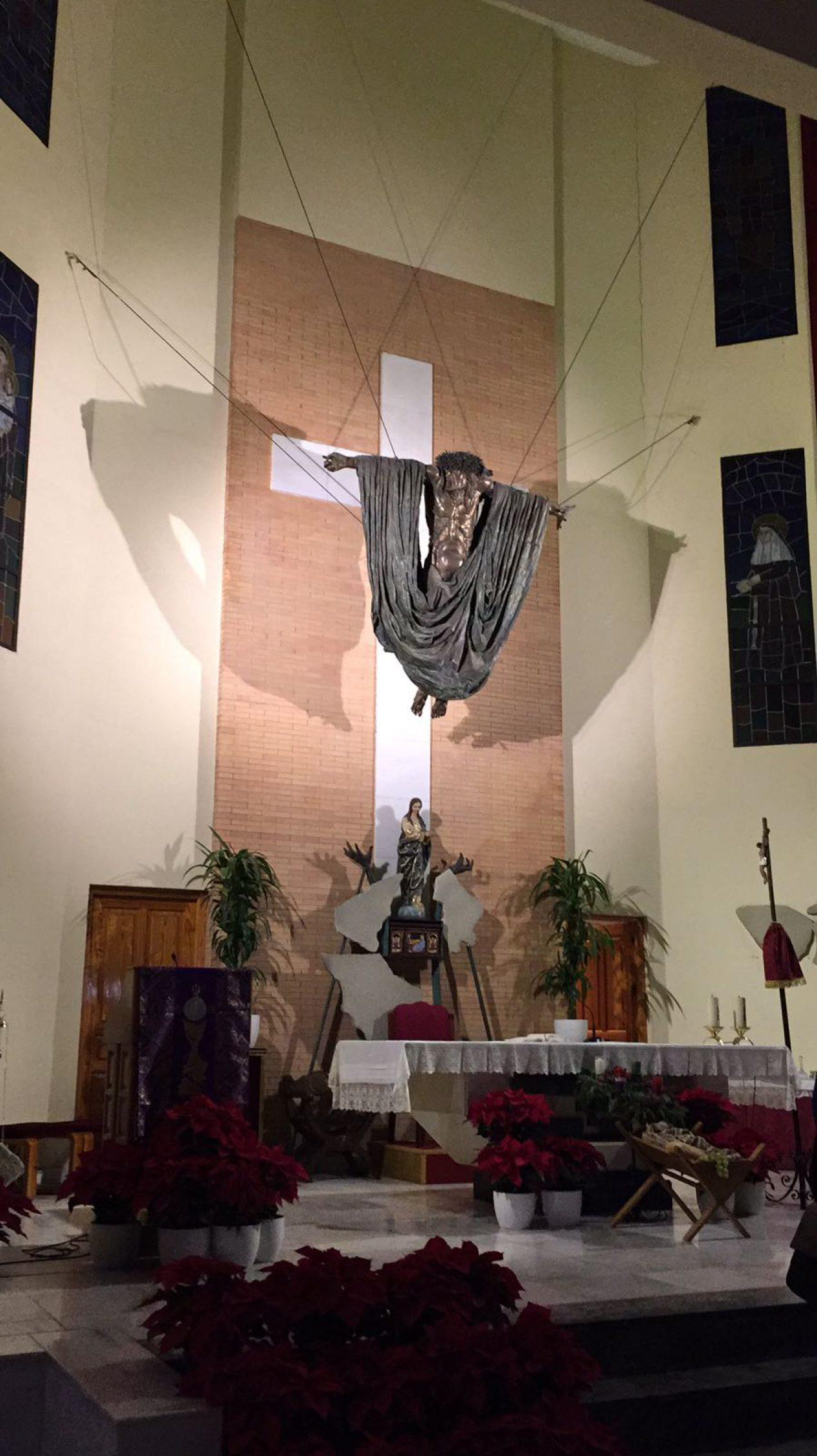 La Luz de la Paz de Belén llegó a la Archidiócesis de Sevilla