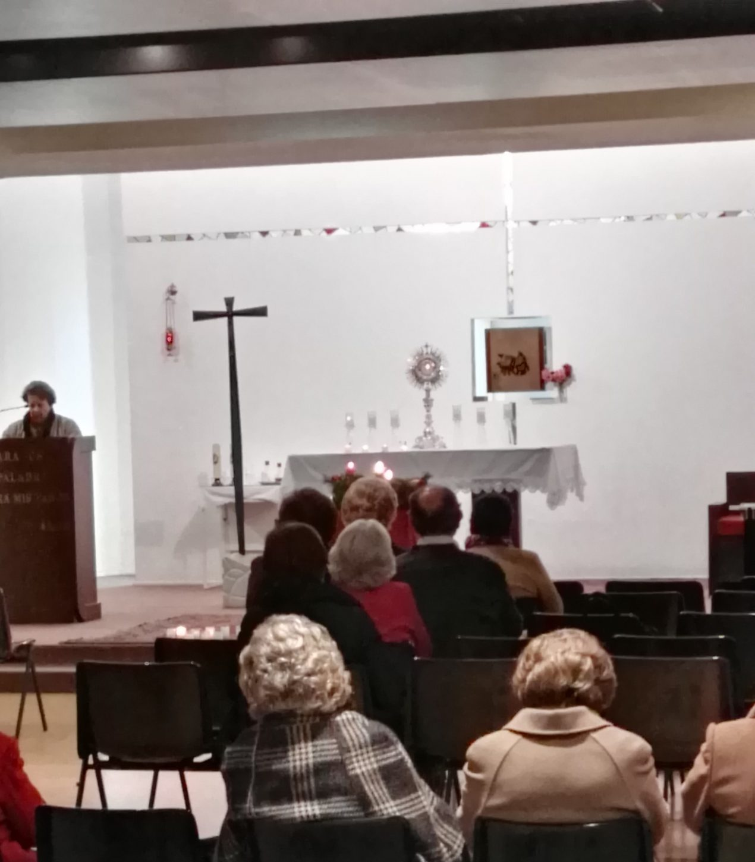 Visita Pastoral a la Parroquia Ntra. Sra. de los Remedios, de Sevilla