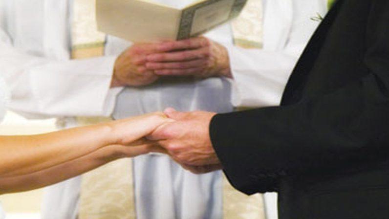 """La Vicaria General advierte de los """"actos inapropiados en la celebración litúrgica del matrimonio"""""""