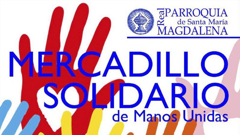 La parroquia de sta m magdalena organiza un mercadillo - Mercadillos sevilla domingo ...