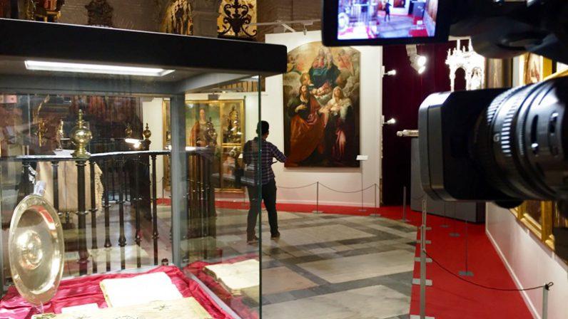 La exposición de la Parroquia de Santa Ana amplía su apertura al 20 de enero por la alta demanda de público