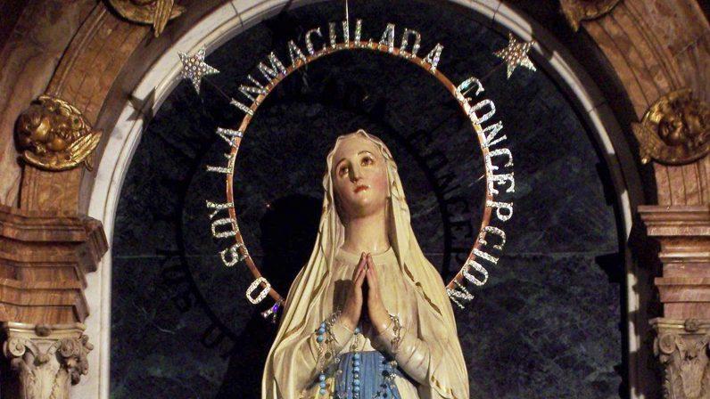Eucaristía por los enfermos en la festividad de Ntra. Sra. de Lourdes