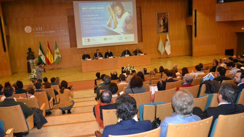 El Obispo Auxiliar de Madrid inaugura las Jornadas Católicos y Vida Pública
