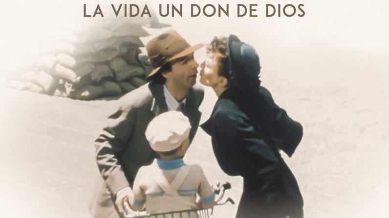 'La vida es bella' en el Cine Forum Claret