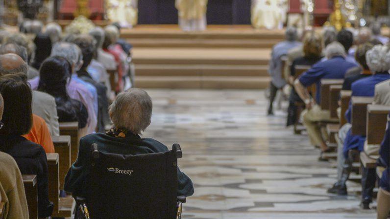La Archidiócesis de Sevilla celebra el Día de las personas con discapacidad con la celebración de una Misa el 1 de diciembre
