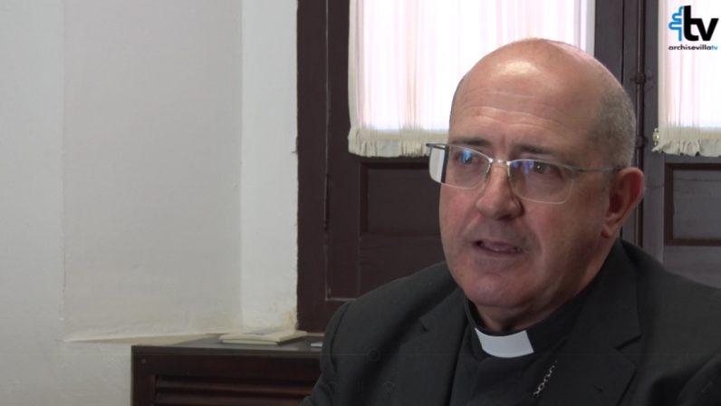 Entrevista a Monseñor Santiago Gómez Sierra