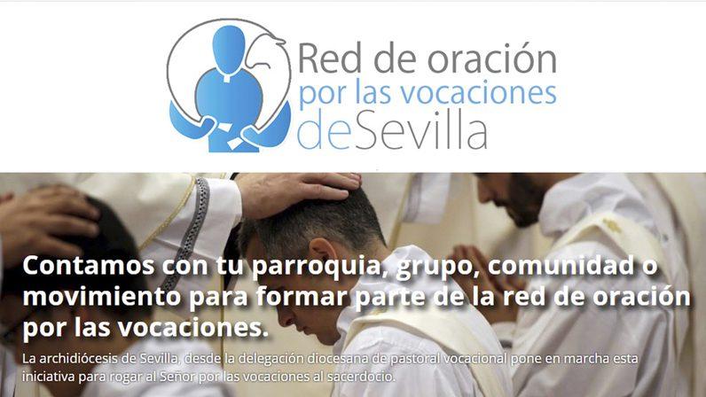 Sevilla, una diócesis que reza por sus vocaciones