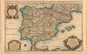 Mapa.Politico.España.Antiguo