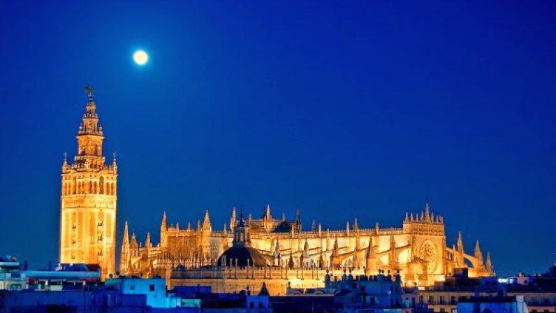 La Catedral de Sevilla instala un completo sistema de control de las condiciones ambientales en el templo