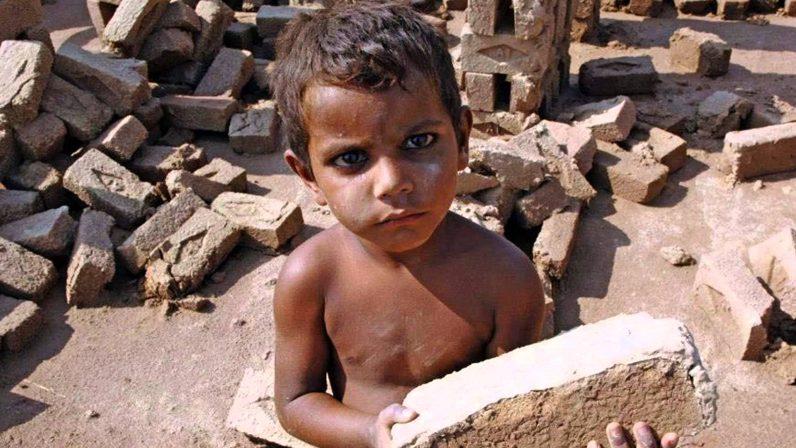 El Movimiento Cultural Cristiano en solidaridad con los niños esclavos