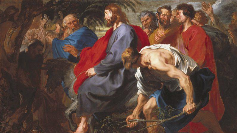 Domingo de Ramos en la Pasión del Señor (Liturgia del 28-3-2021)