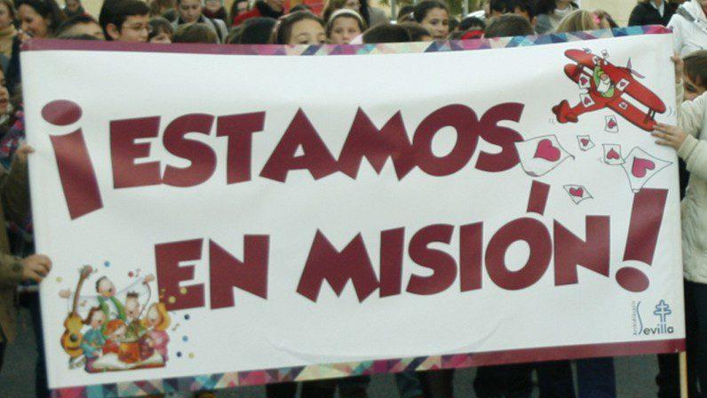 El viernes comienza la Misión Popular en el Ave María y San Luis de Dos Hermanas
