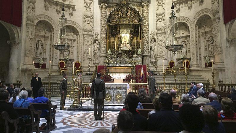 Actos en honor del patrón de Sevilla