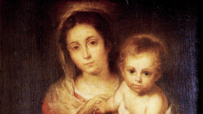 'María, madre de nuestro Salvador'- Formación permanente 03