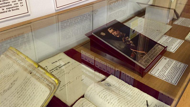 DECLARACIONES | Nuria Casquete y la muestra sobre José Gestoso en los Archivos Diocesanos