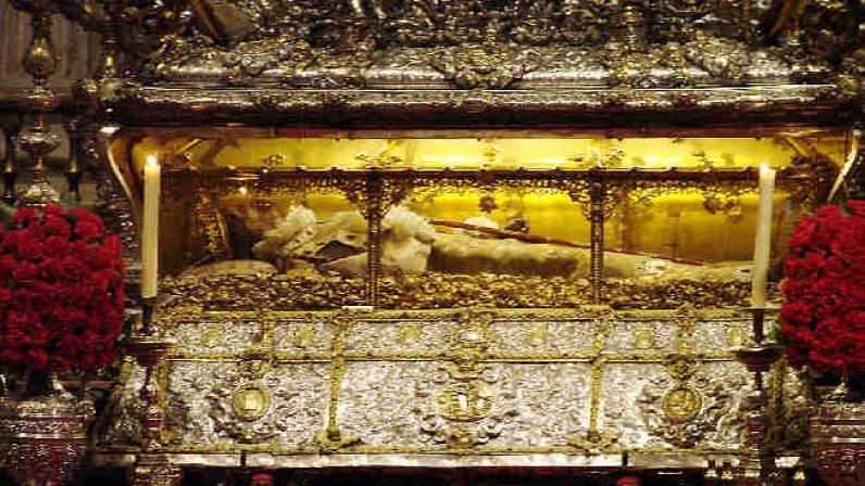 Actos en la Catedral por el día de San Clemente