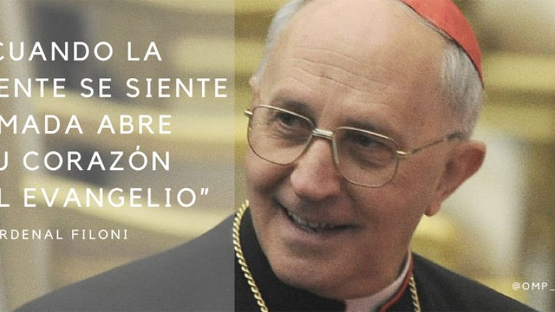 La misión es el corazón de la fe
