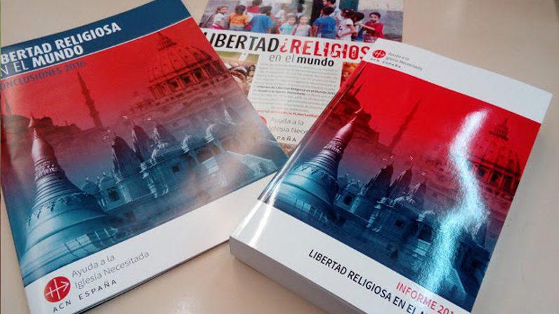 La libertad religiosa en peligro, según ACN España