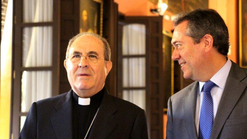 DECLARACIONES | Arzobispo y Alcalde en la presentación de las visitas al Arzobispado