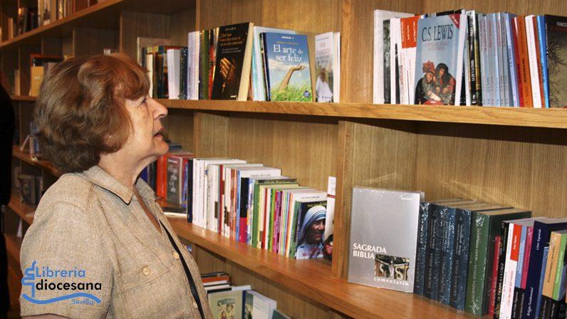 La Librería diocesana de Sevilla reanuda su horario habitual tras las vacaciones estivales
