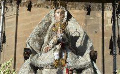 Un 15 de agosto sin procesión de la Virgen a causa de la pandemia