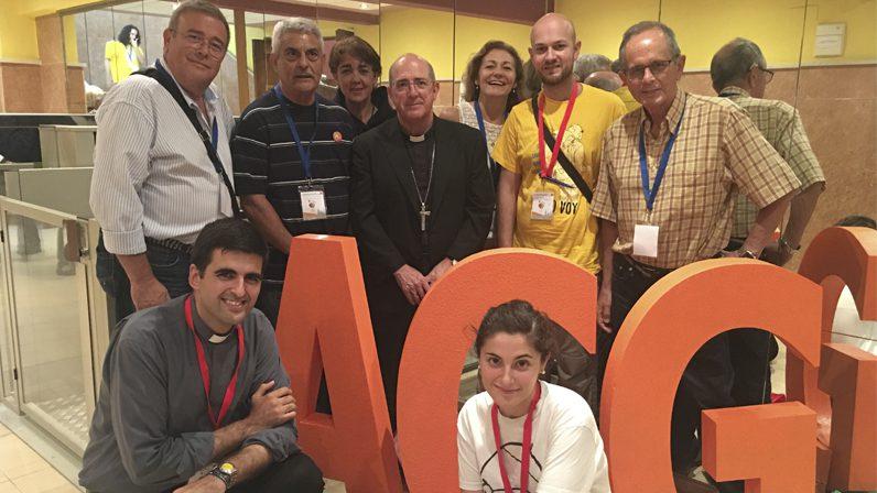 Arranca el curso de la Acción Católica General en Sevilla