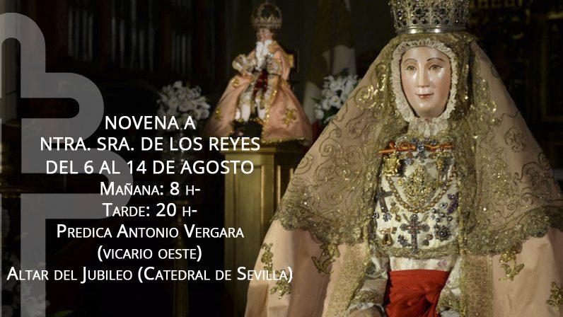 Novena a la Virgen de los Reyes