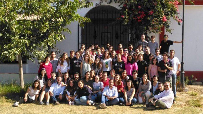 La Pastoral Universitaria inicia el curso en El Rocío