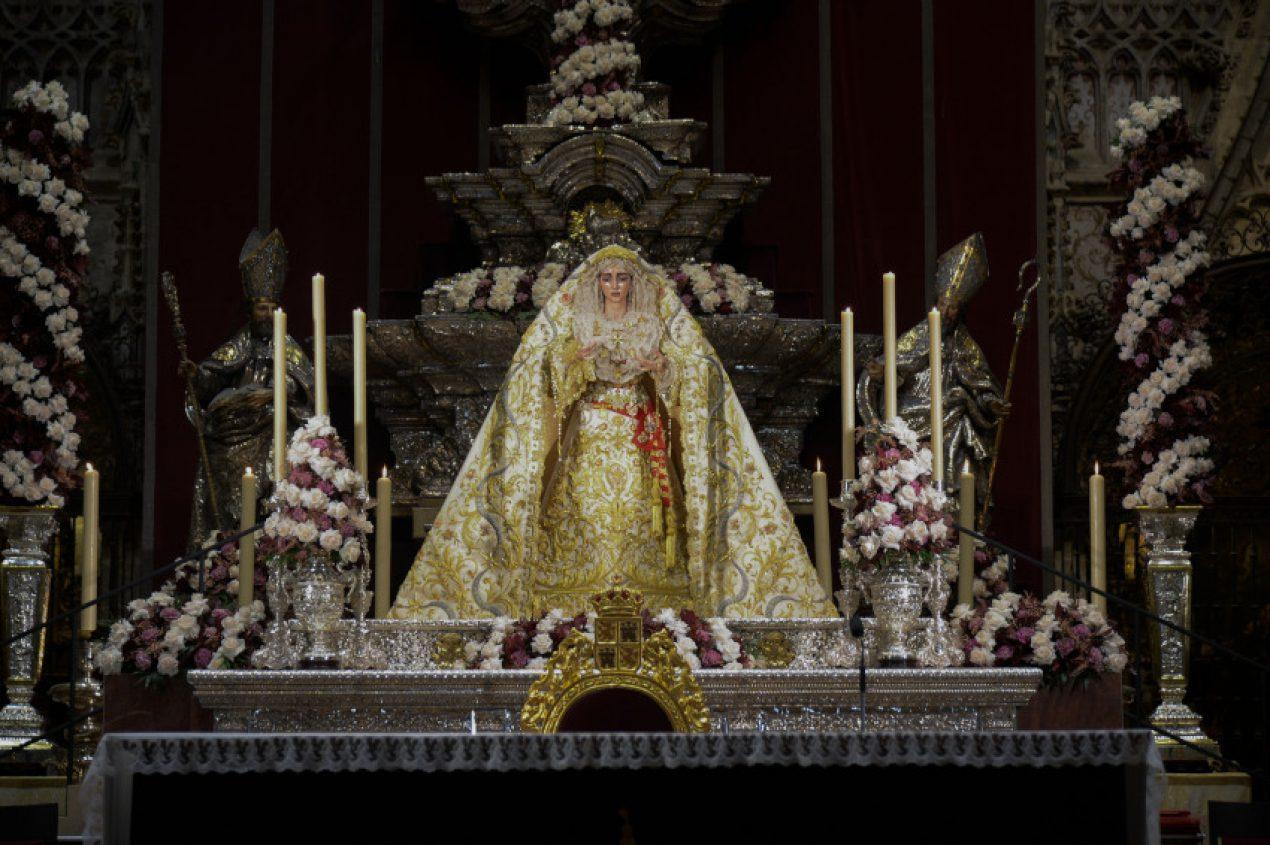 Coronación canónica de la Virgen de la Salud