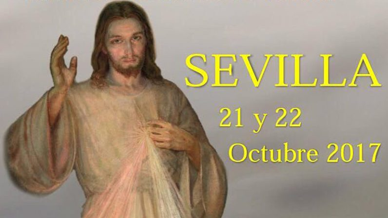 Sevilla acoge el X Encuentro Nacional de la Divina Misericordia