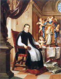 Retrato arzobispo Azcona