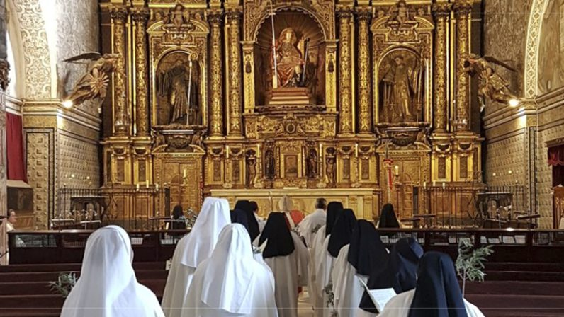 7TV retransmitirá las Eucaristías dominicales desde el Monasterio de San Clemente durante todo el verano