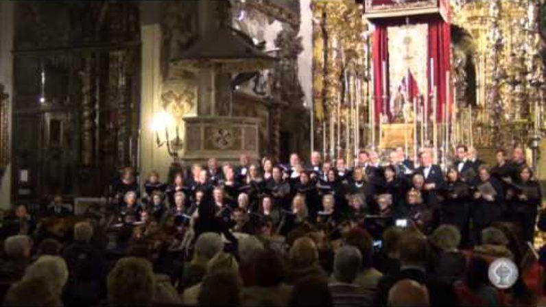 Concierto benéfico de Navidad en la Parroquia de la Magdalena