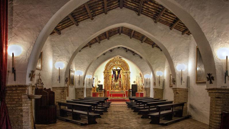 La ermita de San Juan Bautista de Coria del Río