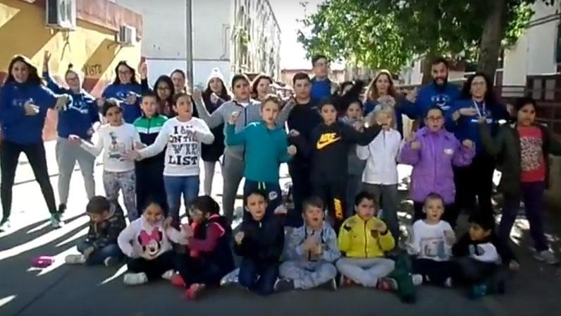 Manos Abiertas felicita la Navidad con un vídeo