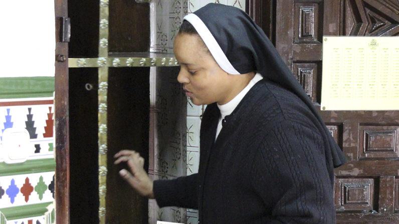 Al otro lado del torno IV: Real Monasterio de San Leandro