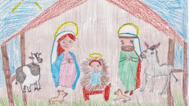 Vídeo navideño de la Parroquia Santa Cruz de Lora del Río